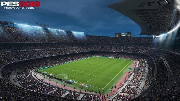 Pro Evolution Soccer 2018 anunciado oficialmente