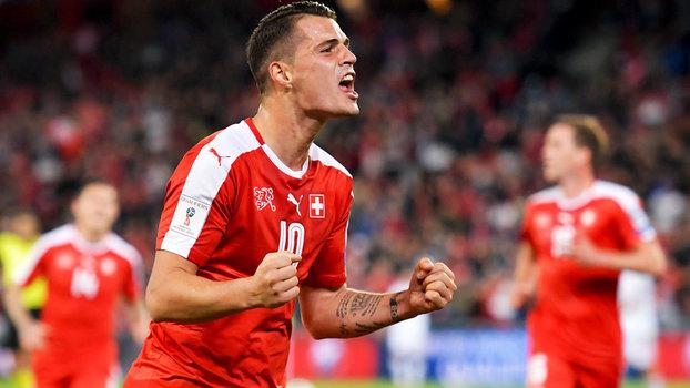 Croácia goleia Grécia pela repescagem europeia; Suíça vence