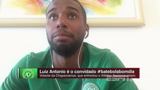 Luiz Antonio   A vontade deles (sobreviventes) nos motiva  ea8c0a0aaac34