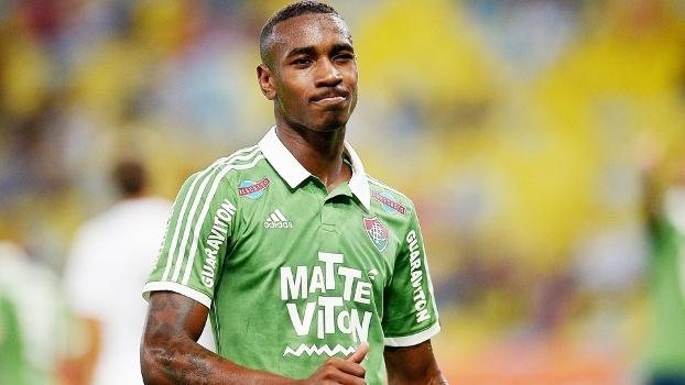 Gerson, jogador do Fluminense