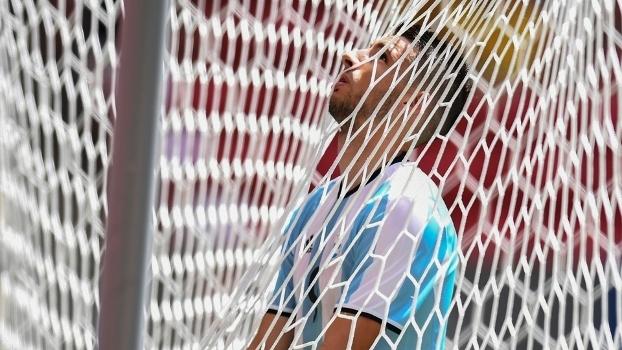 Calleri Lamenta Argentina Honduras Rio-2016 10/08/2016