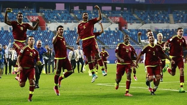 Venezuela Sub 20: Venezuela Sub-20 Supera Uruguai Nos Pênaltis E Faz Sua