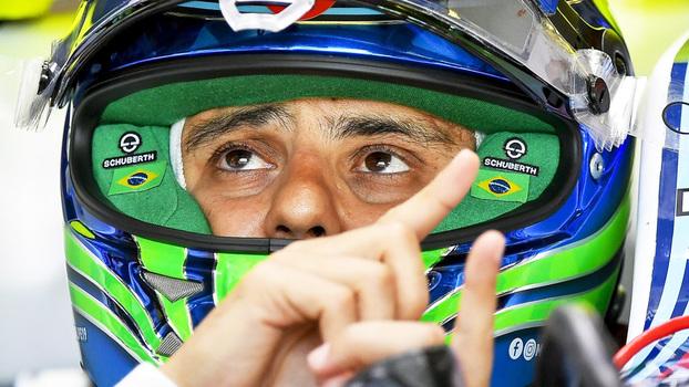 Após novo mal-estar, Massa fica de fora do GP da Hungria