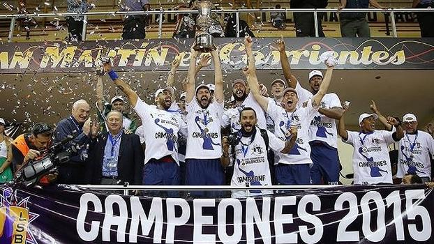Brasília ganhou a Liga Sul-Americana três vezes em seis anos