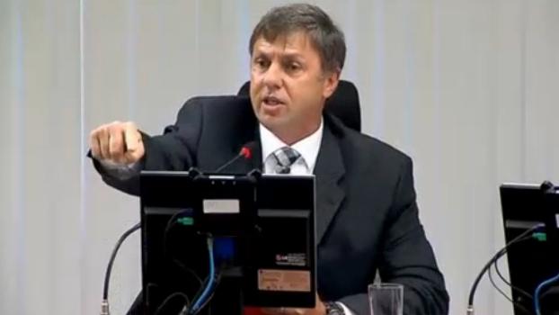 Paulo Schmitt, procurador do SJTD, fala durante o julgamento: 'Esqueçam a boa fé'