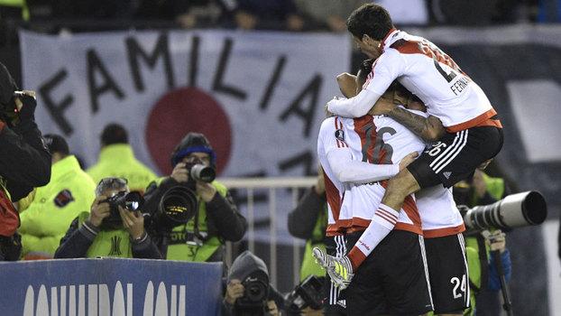 Libertadores: River Plate x Guarani, assista aos gols e aos melhores momentos