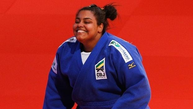 Maria Suelen Altheman foi bem no Grand Prix de Dusseldorf