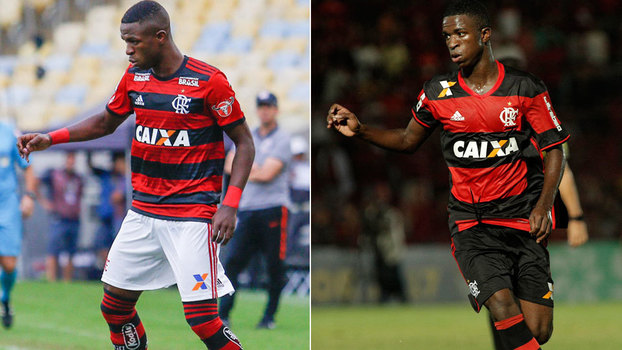 Mais forte e mais rápido  Vinícius Júnior à espera do Real Madrid ... ab92799db98d8