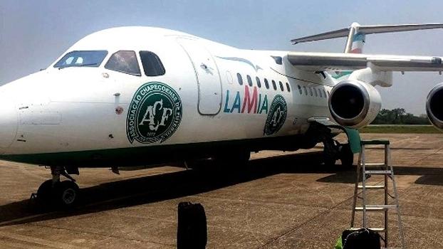 Avião que levou a delegação da Chapecoense caiu, o que causou a morte de 76 pessoas