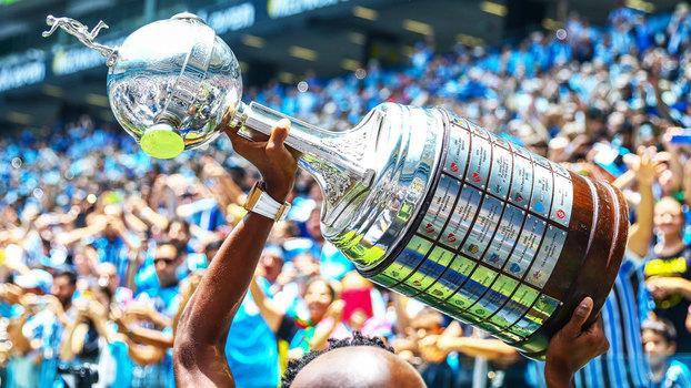 Próxima Libertadores pode ter até nove times brasileiros