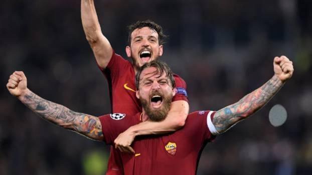 Roma aposentará a camisa 10 de Totti. Pense bem  no seu time alguém ... 8ee3bd92b1862