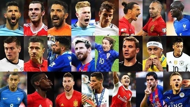 Fifa The Best Melhor Jogador Masculino 2016 e8479b9cad5c9