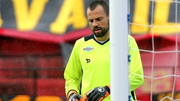 Diego Cavalieri tem chances de ir a campo no Mineirão