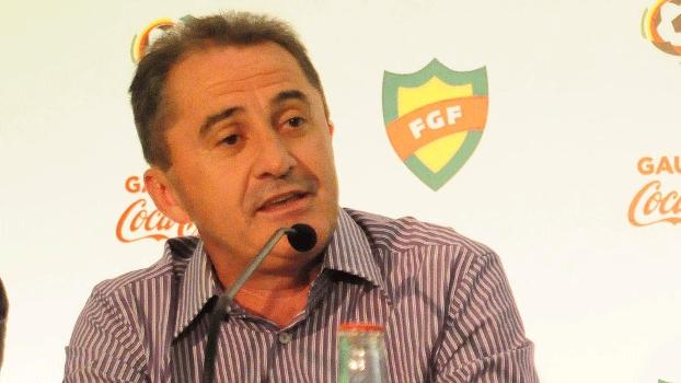 Presidente da FGF: 90% dos árbitros gaúchos são gremistas