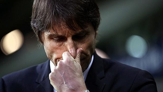 A lista de exigências de Conte... para não sair já do Chelsea