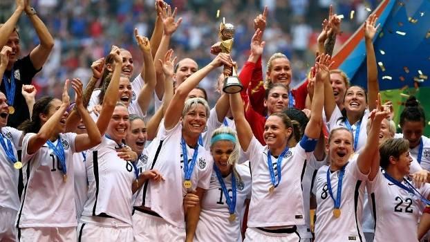 Consagração dos EUA foi o jogo de futebol mais visto da história dos EUA