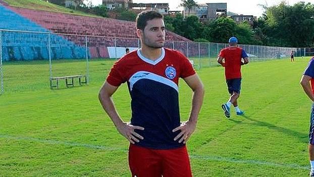 Eduardo virou titular nos últimos dois jogos do Bahia na Série B