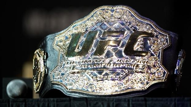 Cinturão UFC Getty Cortada