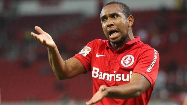 Anderson encerrou a temporada em alta no Beira Rio