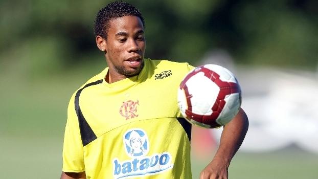 Éverton Silva foi campeão brasileiro pelo Flamengo em 2009
