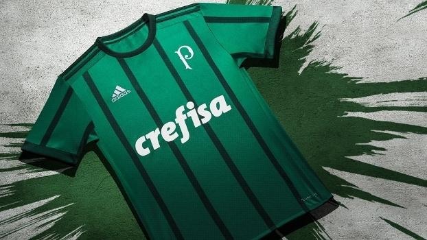 Palmeiras vai estrear nova camisa contra o Vasco 0fdd642320bc6