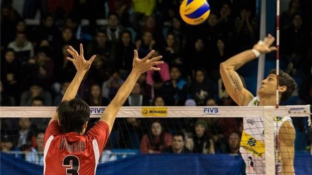 Brasil superou com tranquilidade o Japão nesta segunda-feira