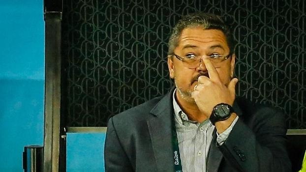 Rogério Micale foi campeão olímpico e decepcionou no ... be6d5e26bccad