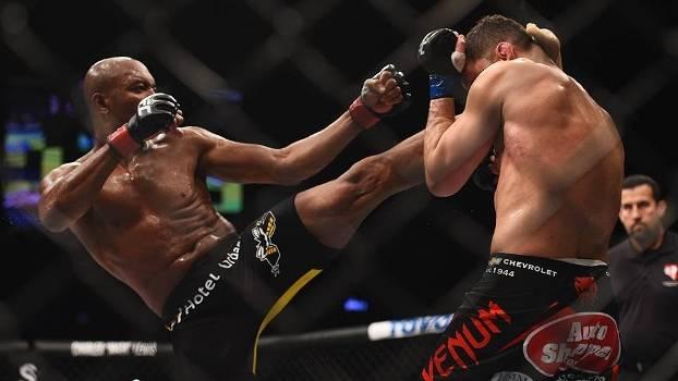 Anderson Silva está liberado para lutar taekwondo. Precisa 'apenas' se classificar