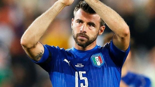 Barzagli Italia Alemanha Euro-2016 02/07/2016