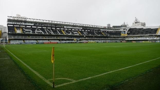 Santos inicia venda de ingressos para clássico contra o São Paulo - ESPN 608e918b044a8