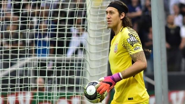 Cássio voltou a boa fase e garante segurança no gol do Corinthians