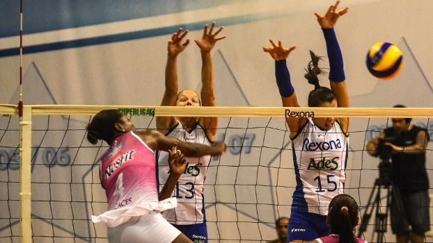 Rio de Janeiro foi melhor que o Osasco e venceu a partida desta sexta