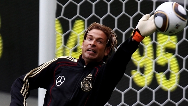 ce17ffca8a Tim Wiese foi à Copa do Mundo de 2010 com a Alemanha  agora vai lutar