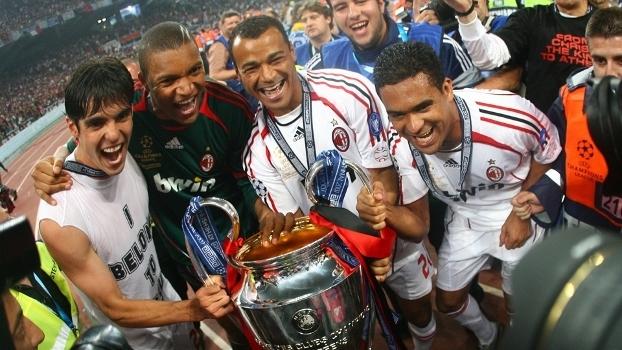 Quem Viu Ha 10 Anos Kaka E Brasileiros Lideravam Milan Em Vinganca E Venciam A Champions League Espn