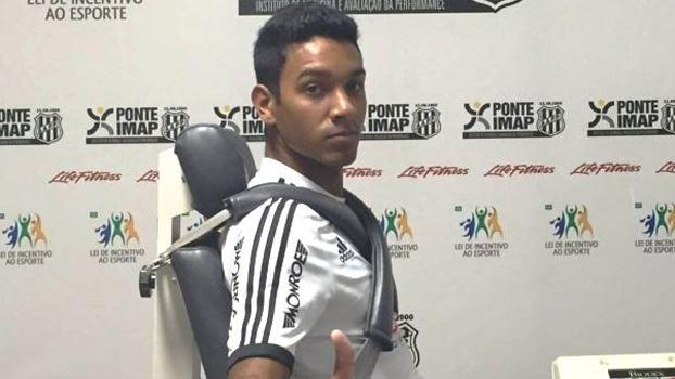 Pinte Preta anunciou o zagueiro Antônio Carlos nesta segunda-feira