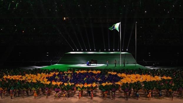 Jogos Paralímpicos começam nesta quarta-feira