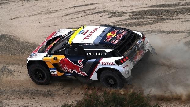 Stéphane Peterhansel / Jean Paul Cottret (Peugeot 3008DKR)