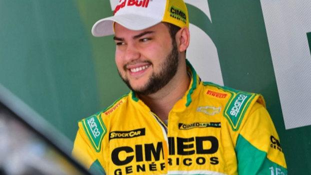 Felipe Braga garantiu a terceira vitória da temporada