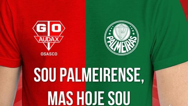 Audax  convoca  torcidas de Corinthians e Palmeiras na final contra ... d5c19d16aff7b