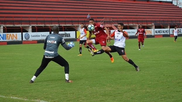 Atlético-GO busca voltar a vencer no Brasileiro