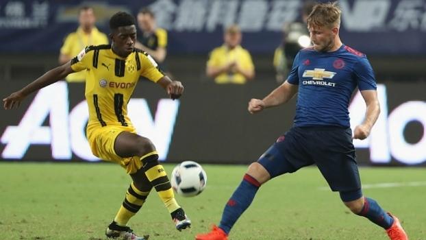 Dortmund comenta situação de Dembélé e mantém suspensão ao atacante