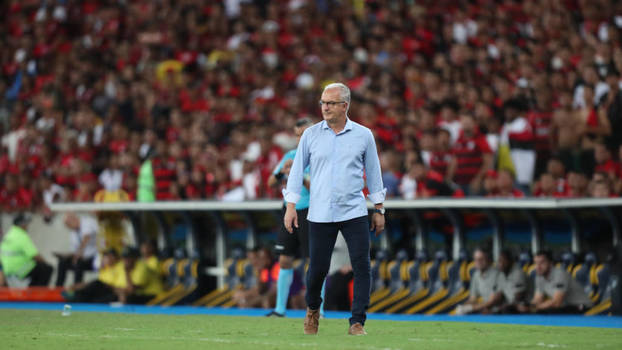 d94221e998eb0 Dorival Junior ficou 2 meses à frente do Flamengo durante o Campeonato  Brasileiro