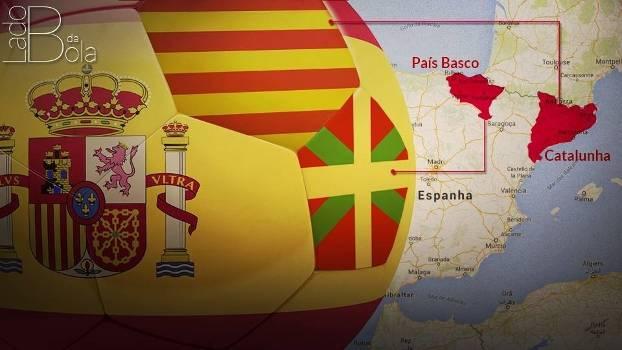 Lado B da bola - Espanha
