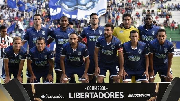 Time do Sport Boys disputa seu primeiro torneio internacional 0f6d8465829c4