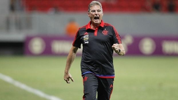 Oswaldo de Oliveira está desde 20 de agosto no Flamengo