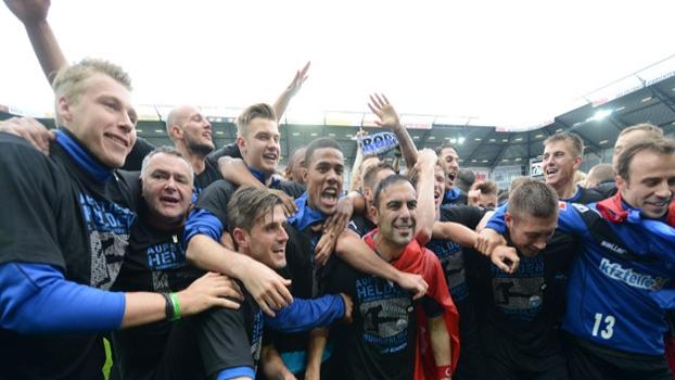 d0aa6d754f6cb A Bundesliga ganha um clube peculiar