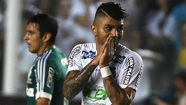 Atacante perdeu um pênalti na final da Copa do Brasil na Vila