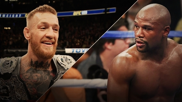 McGregor e Mayweather, cada vez mais perto de se enfrentarem