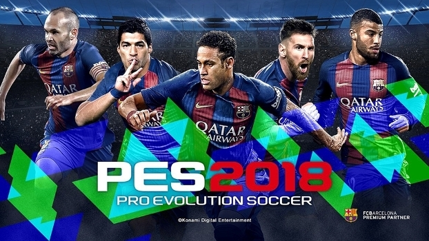 PES 2018 - Confira os primeiros detalhes do jogo
