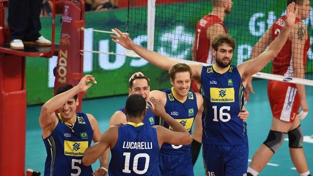 b05c376577ffc Na experiência  Brasil passou pela Rússia e se garantiu na semifinal do  Mundial ...